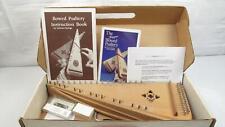 In Box Bowed Psaltery Diamond Model Unicorn Strings - Good Condition