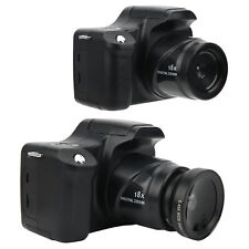 3.0in Digital Camera Vlogging Video HD SLR Camera 18X Zoom for Video Shooting