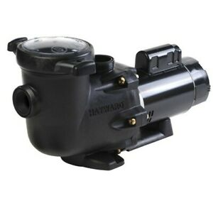 Hayward SP3210EE 1HP TriStar Full Rate Single-Speed Pump 115V/220V Expert Line