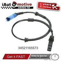 Bmw X5 E53 Rear Wheel ABS Speed Sensor Rear Left / Right 34521165573 2000 / 2006