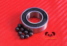 2pc 15268-2RS (15x26x8 mm) Hybrid CERAMIC Ball Bearing Bearings 15268RS 15*26*8