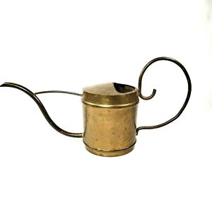 Solid Brass Watering Can by Gatoo India Vintage Long Spout