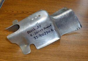 "CONTINENTAL ENGINE - INNER CYLINDER BAFFLE - BEECH 35 ""E"" SERIES 35-910234-6"