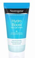 New Neutrogena Hydro Boost Hydrating Hand Gel Cream with Hyaluronic Acid 3 Oz.