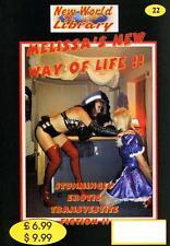 NWL #22 - Melissa's New Way Of Life - Transvestite/Crossdressing Fiction