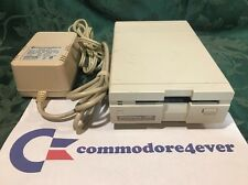 """COMMODORE 1581 3.5"""" Floppy Drive 64 128 with JiffyDOS Power Supply **WORKING**#1"""