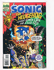 Sonic The Hedgehog #21 NM Archie Comics Video Game Comic Book DE27