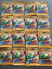 Lego Series 18 Minifigures 71021 - ALMOST complete set 16/17 NO Policeman - New!