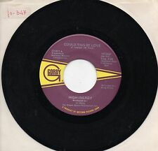 HIGH INERGY disco 45 g. MADE in USA Could this be love + First impressions 1982