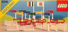 Lego Classic Town 6316 FLAGS and FENCES LEGOLAND  New