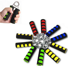 Foam Strength Fitness Hand Wrist Grippers Arm Forearm Grip Grips Exercise Heavy