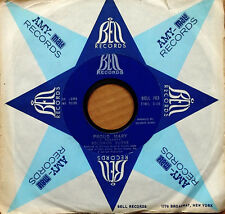 SOLOMON BURKE - PROUD MARY b/w WHAT AM I LIVING FOR - BELL 45 - 1969