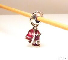 NEW/TAGS AUTHENTIC PANDORA CHARM FIREFIGHTER ESSENTIALS DANGLE #797632ENMX