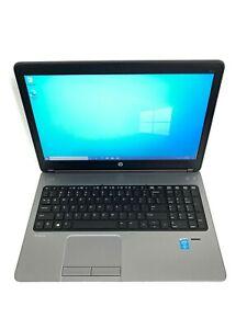 """HP ProBook 650 G1 15.6"""" Core i5 4300M 8GB RAM 256GB SSD Win 10 Pro"""