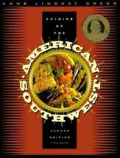 Cuisine of the American Southwest by Anne L. Greer (1995, HC/DJ) Second Edition