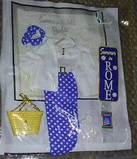 """Barbie Doll """"City Seasons - Summer in Rome"""" Outfit Set - 1990's Mattel"""
