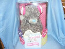 Me To You Bear Tatty Teddy Music Player Plush Bear MP3 Player G01W3097 NEW
