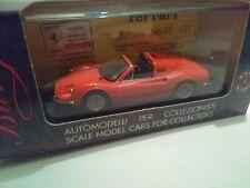 1/43  Bang Ferrari dino 246 gts orange  ref 7127