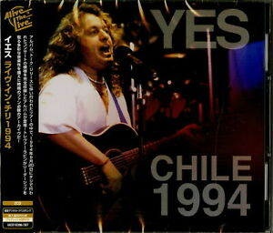 YES-CHILE 1994-IMPORT 2 CD G27