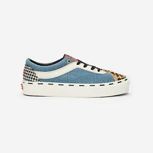 Vans Bold Ni Denim Bender Pack Men's Size 10.5 Skateboard Shoes VN0A3WLPT7Y