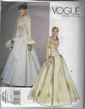 Vogue Pattern 1325 - Vogue Bridal Original - Gown