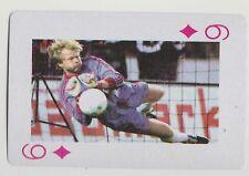 Football World Cup 2006 Playing Card single - Oliver Kahn Bayern Munich Germany