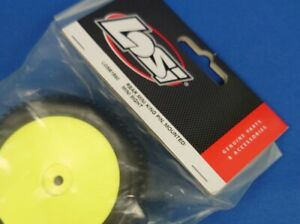 (Losi LOSB1890) Mini 8IGHT / Mounted Mini King Pin Tires 12mm Hex Rear