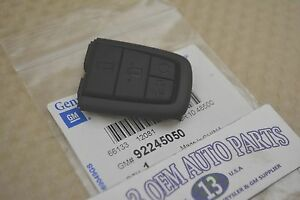 08-09 Pontiac G8 11-13 Chevrolet Caprice PPV Lock remote key FOB Buttons new OEM