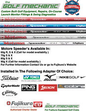 Tour Issue Fujikura Motore Speeder VC6.2, VC7.2 or VC 8.2