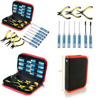 10 in 1 RC Tools Kits Hex Screwdriver Pliers Tool Set Wrench Repair for RC Model