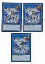 X3 YUGIOH PALADIN OF STORM DRAGON CYHO-EN031 RARE 1ST IN HAND