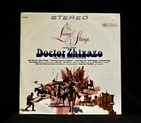 Living Strings LP Music From Doctor Zhivago and Other Motion Pictures SEALED