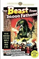 Beast From 20 000 Fathoms DVD 1953 Paul Hubschmid Paula Raymond Cecil Kellaway