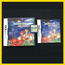 Advance Wars Dual Strike ENGLISH *GENUINE VGC COMPLETE* Nintendo DS / 3DS / 2DS