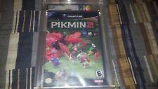Pikmin 2 (Nintendo GameCube, 2004) GC Wii Qualified VGA Graded Gold 90