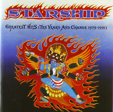 CD - Starship  - Greatest Hits (Ten Years And Change) - A747