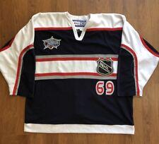 NHL Colorado Avalanche CCM Authentic #69 Cook Jersey Men's Size 56