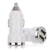 CHARGEUR DE VOITURE ALLUME CIGARE PRISE DUAL USB POUR IPHONE 5 5S 5C 4S 4 3 IPOD