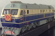 China Railway / China Eisenbahn Brass / Messing DF11 diesel locomotive HO 1:87