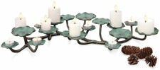 Blossom Pillar Candelabra Candleholder by SPI Home/San Pacific Int'l 34028