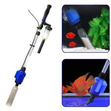 Electric 220V Vacuum Cleaner Powerful Vacuum Suction Filter Fish Tank Aquarium