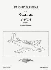 BEECHCRAFT T-34C-1 TURBINE MENTOR FM - 1977