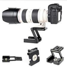 Flex Tripod Z Pan Tilt Bracket Head Holder Cameras Photography Studio Stand JJ