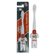 St. Louis Cardinals Soft Toothbrush MLB Licensed Baseball Jersey Uniform Helmet