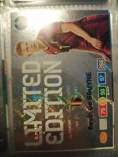 Uefa euro2020 Adrenalyn xl  limited card Kevin de Bruyne