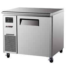Turbo Air JUF-36, 1 Door Undercounter Freezer