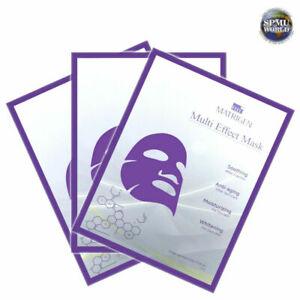 Multi Effect Facial Mask Stayve Anti Aging Skin Care Moisturising Replenishing