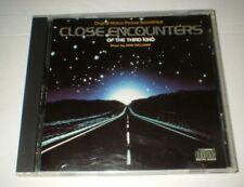 1977 Close Encounters of the Third Kind Original Soundtrack Music Cd Arista