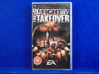 psp DEF JAM FIGHT FOR NY The Takeover REGION FREE Pal English