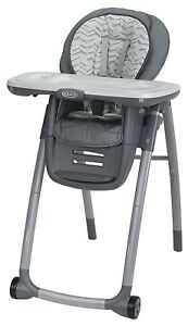 Graco Table2Table Premier Fold 7-in-1 Convertible Kids Highchair Landry NEW